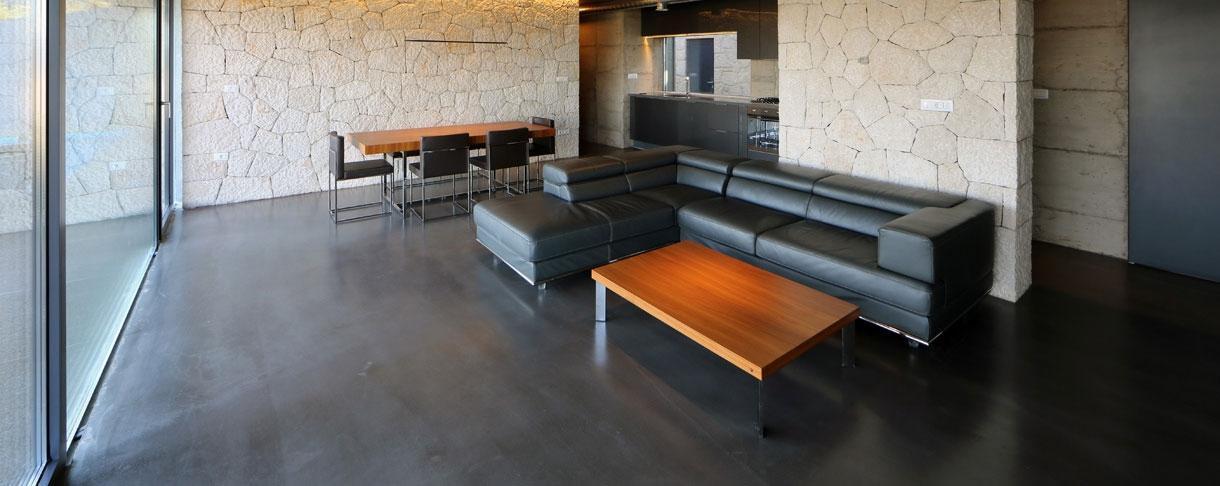 Kwaliteit glansbeton - Kwarts beton ...